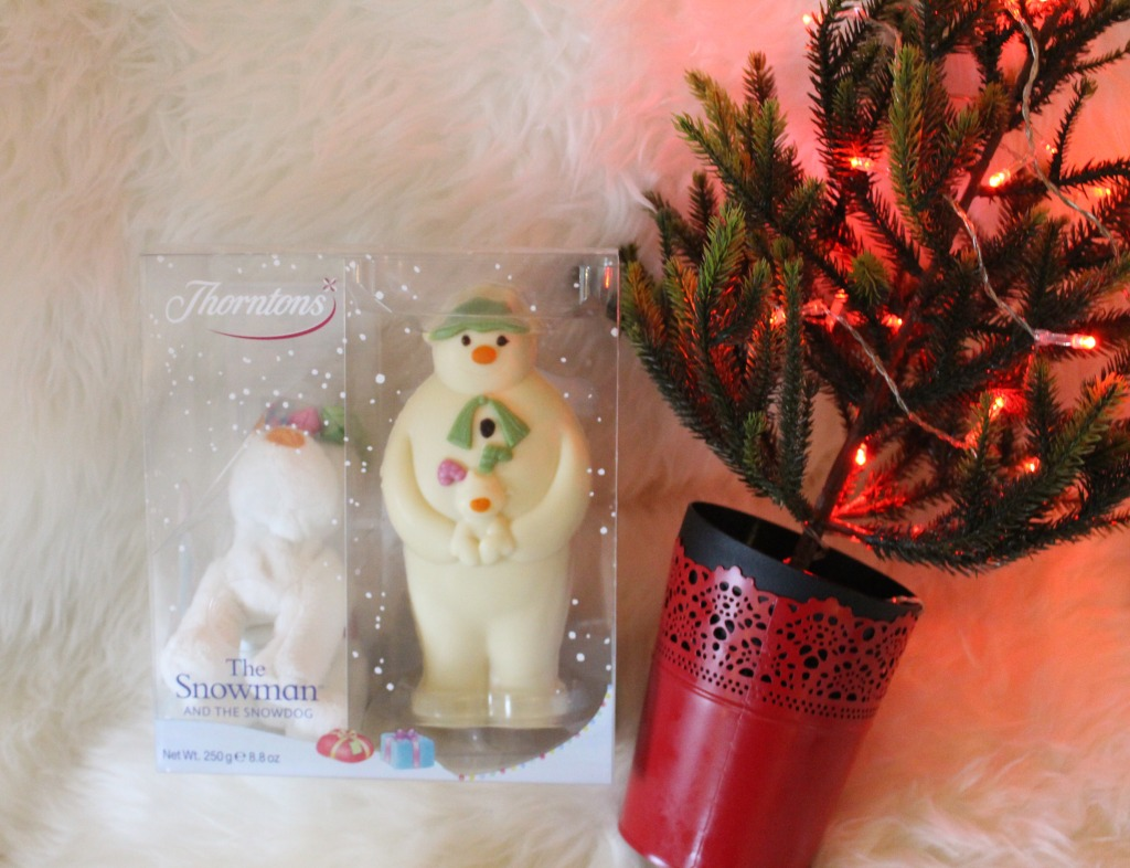 Thorntons The Snowman And The Snowdog