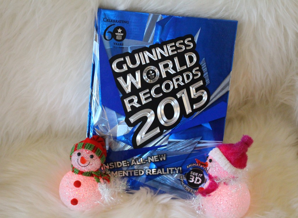 Guinness World Records 2015 Book