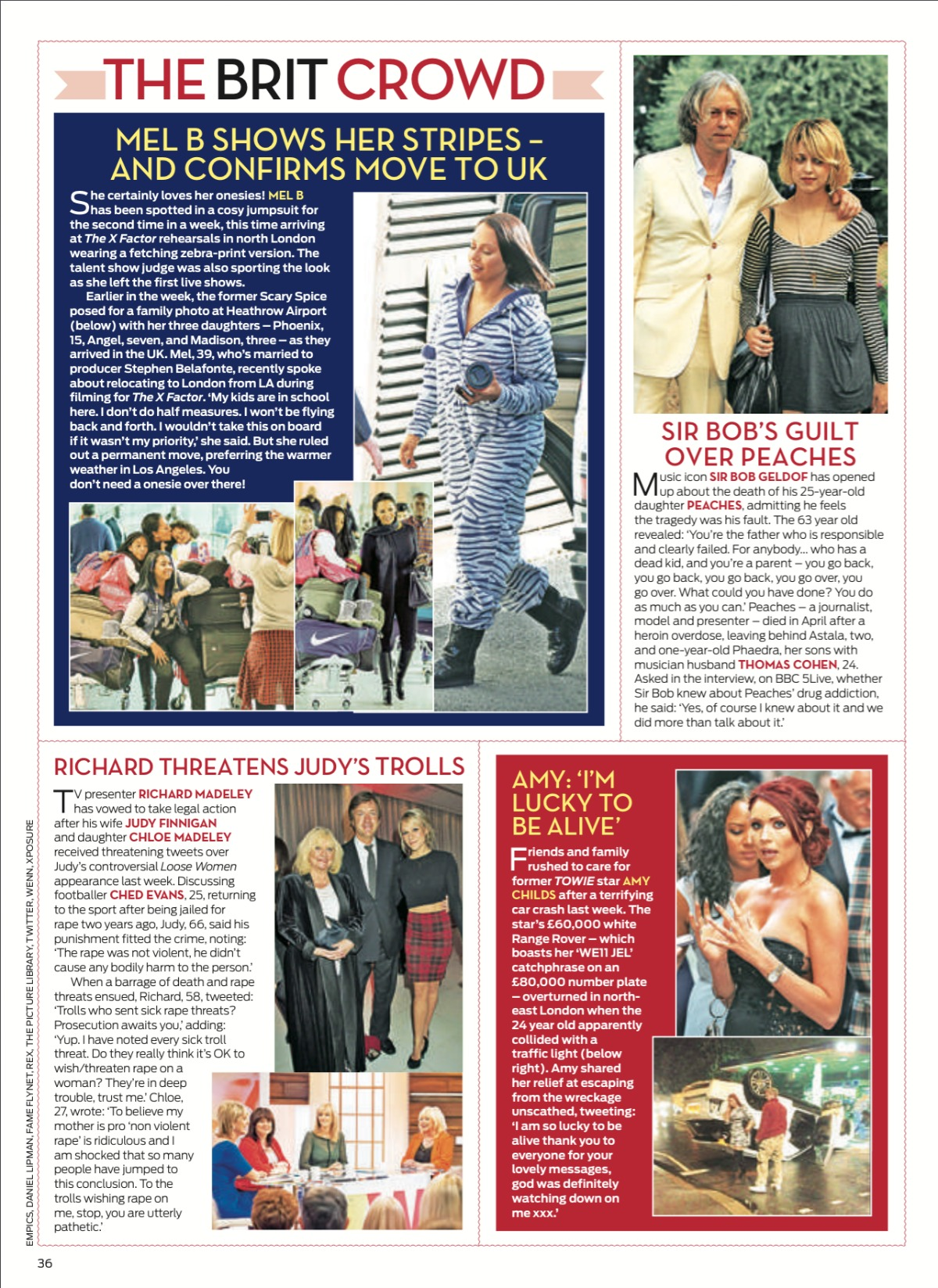 OK! Magazine Brit Crowd 2