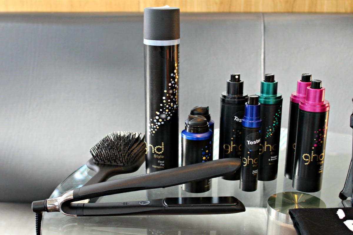 ghd Platinum Styler Hair Straighteners