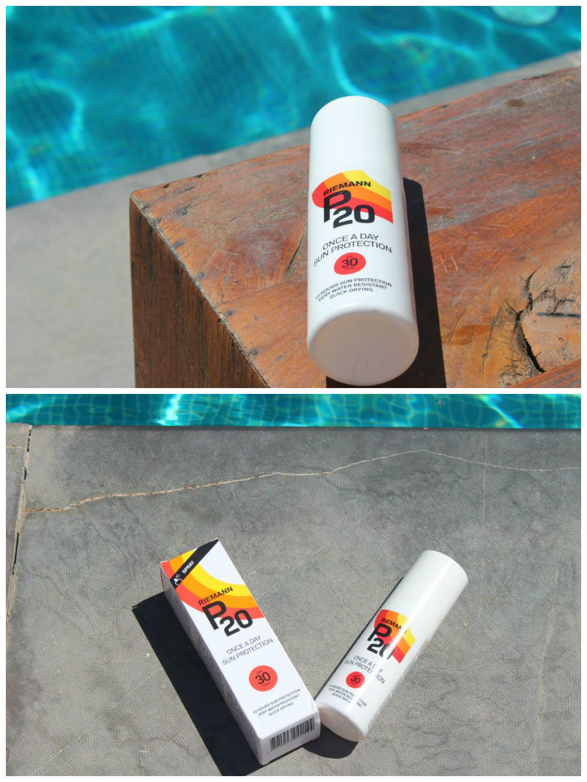 P20 Once A Day Sun Protection SPF30