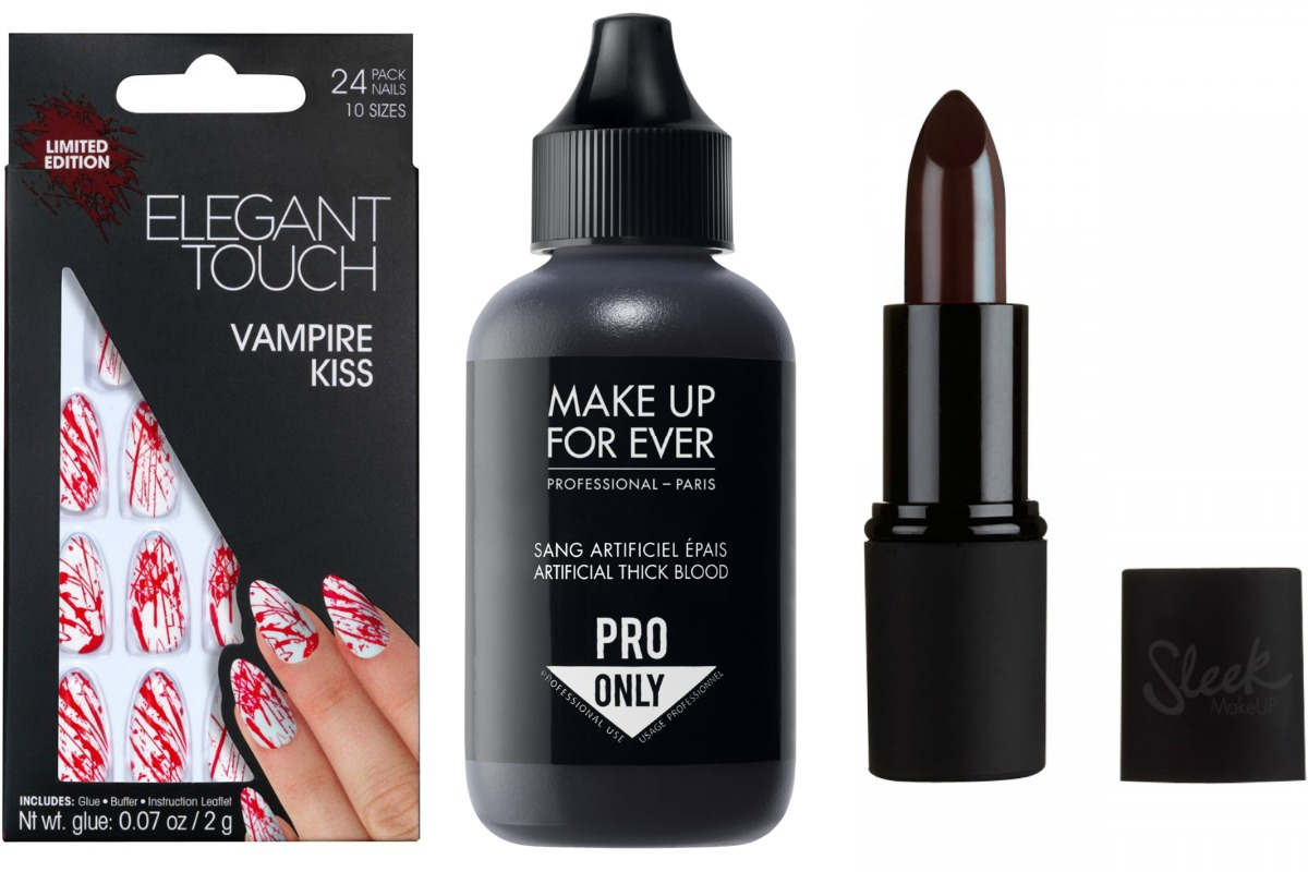 The best last minute Halloween makeup and beauty buys