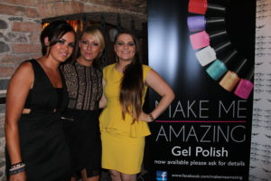 Make Me Amazing Nail Gel Launch Party