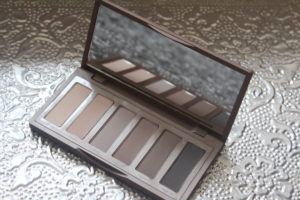Daytime Look with Urban Decay Naked 2 Basics