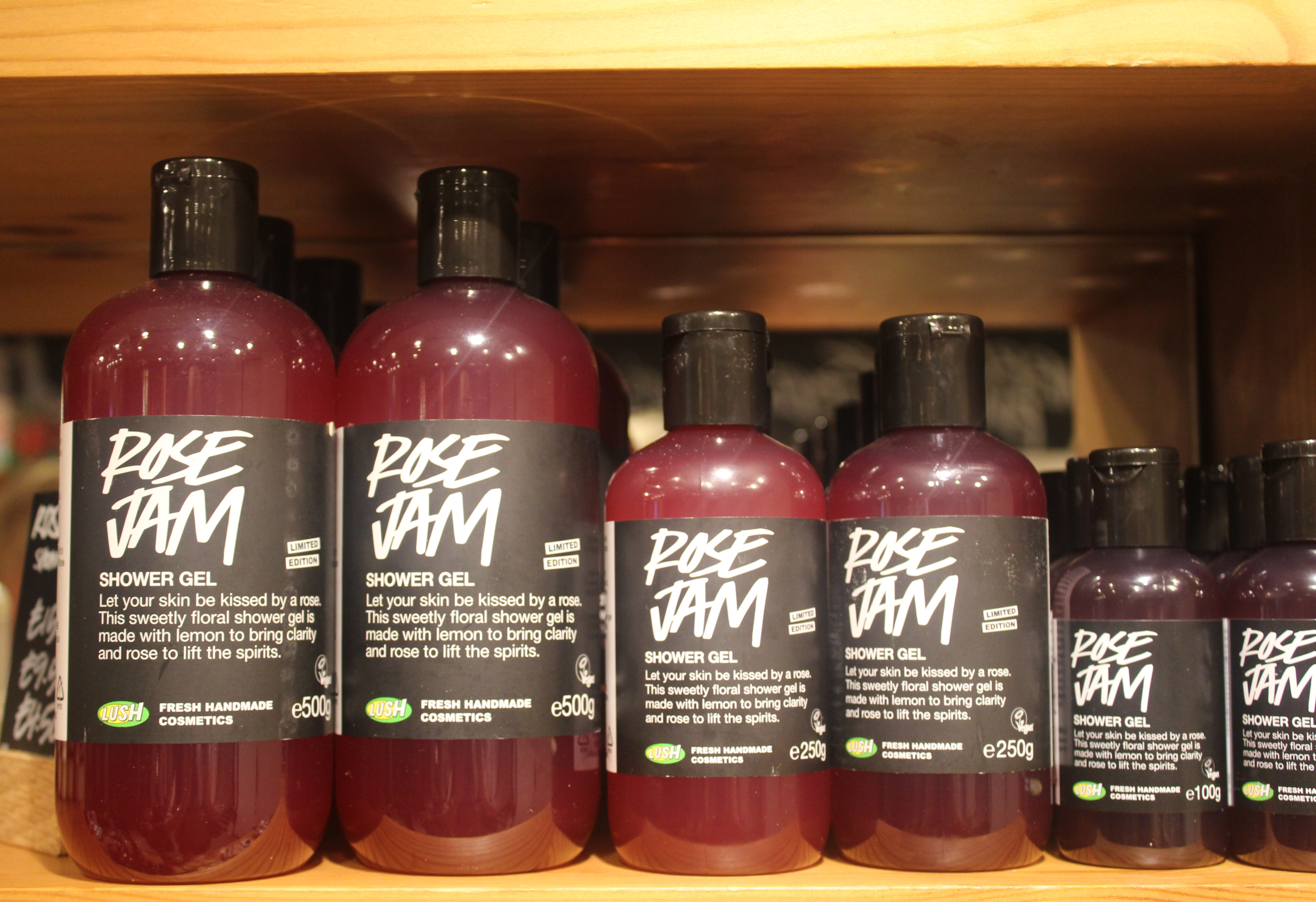 LUSH Christmas Event 2014 - Alice In A Looking Glass